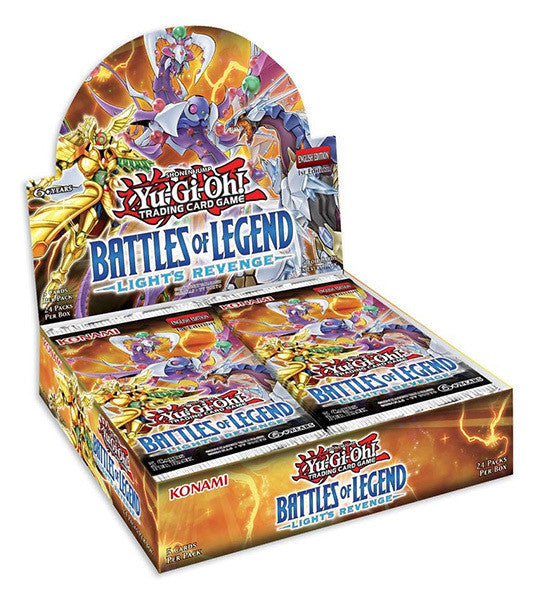 BOOSTER BOX: BATTLES OF LEGEND: LIGHT'S REVENGE