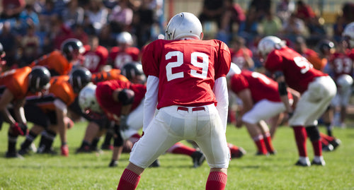 Reducing Shoulder Injuries in Football Players
