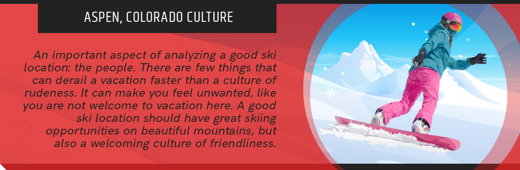 aspen colorado culture graphic