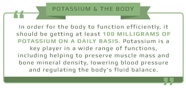 potassium body quote