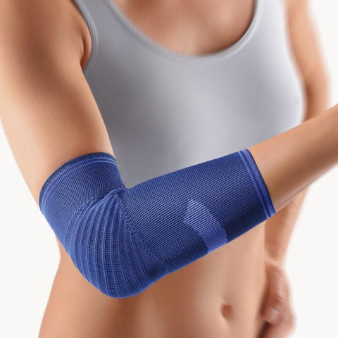 BORT KubiTal® Elbow Padded Support with Silicone Pad