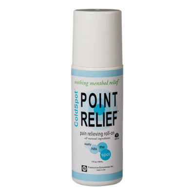 Point Relief ColdSpot Lotion - Roll-on Bottle