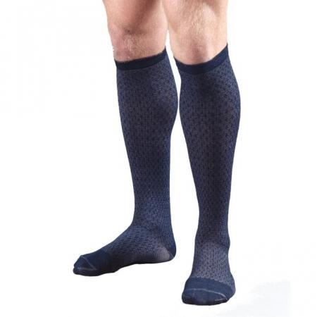 FLA Activa Men's Casual Socks (15-20 Hg)