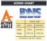 Active Ankle Dorsal Night Splint (DNS)