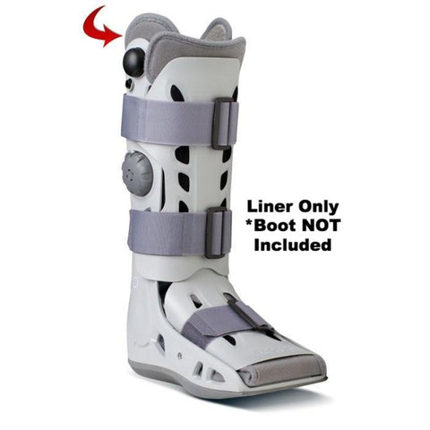 AirCast AirSelect Elite Walking Boot Liner