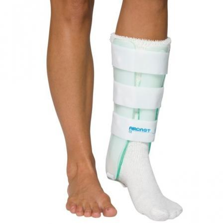AirCast Air Leg Brace w/Panels