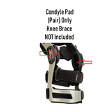 Breg Axiom-D Elite - Condyle Pad (Pair)