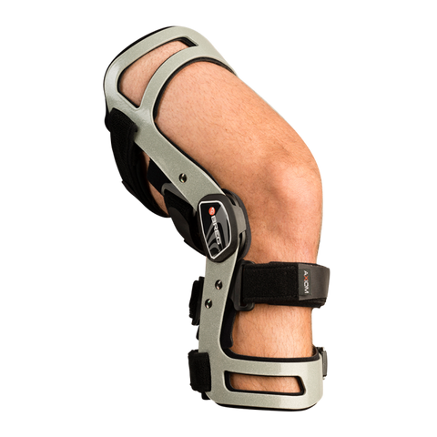 Breg Aluminum Axiom Elite Ligament Knee Brace