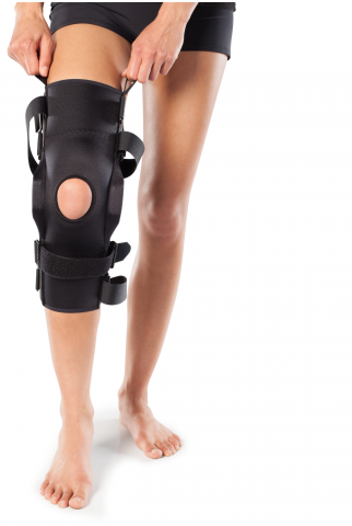 30d85b18fb BioSkin Gladiator Pull-On Hinged Knee Brace – Sportsbraces.com