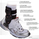 Breg Axiom Ankle Brace