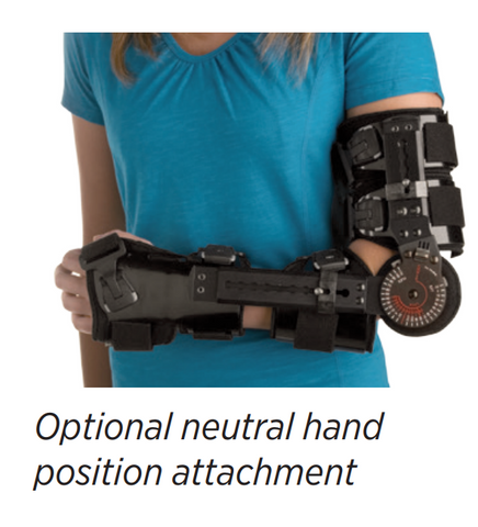 Breg T-Chek Neutral Hand Attachment Kit
