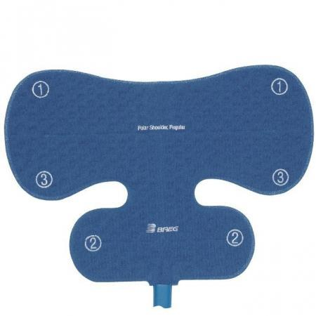 Breg Shoulder Wrap-On Polar Pad