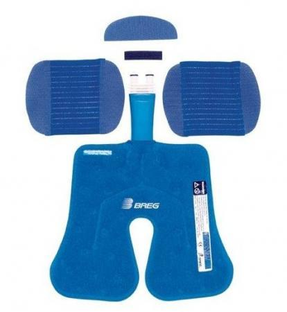 Breg Wrist WrapOn Polar Pad