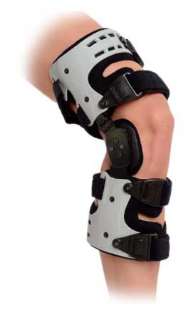 Advance Ortho Cobra Unloader Knee Brace