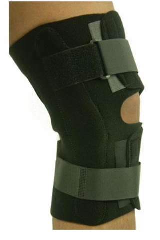 Comfortland Universal Hinged Wrap Around Knee Brace