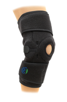 Advanced Ortho Cross-Fit Universal Hinged Knee Brace