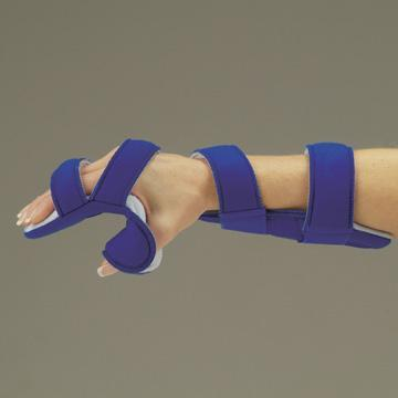 DeRoyal LMB Air-Soft Resting Hand Splint