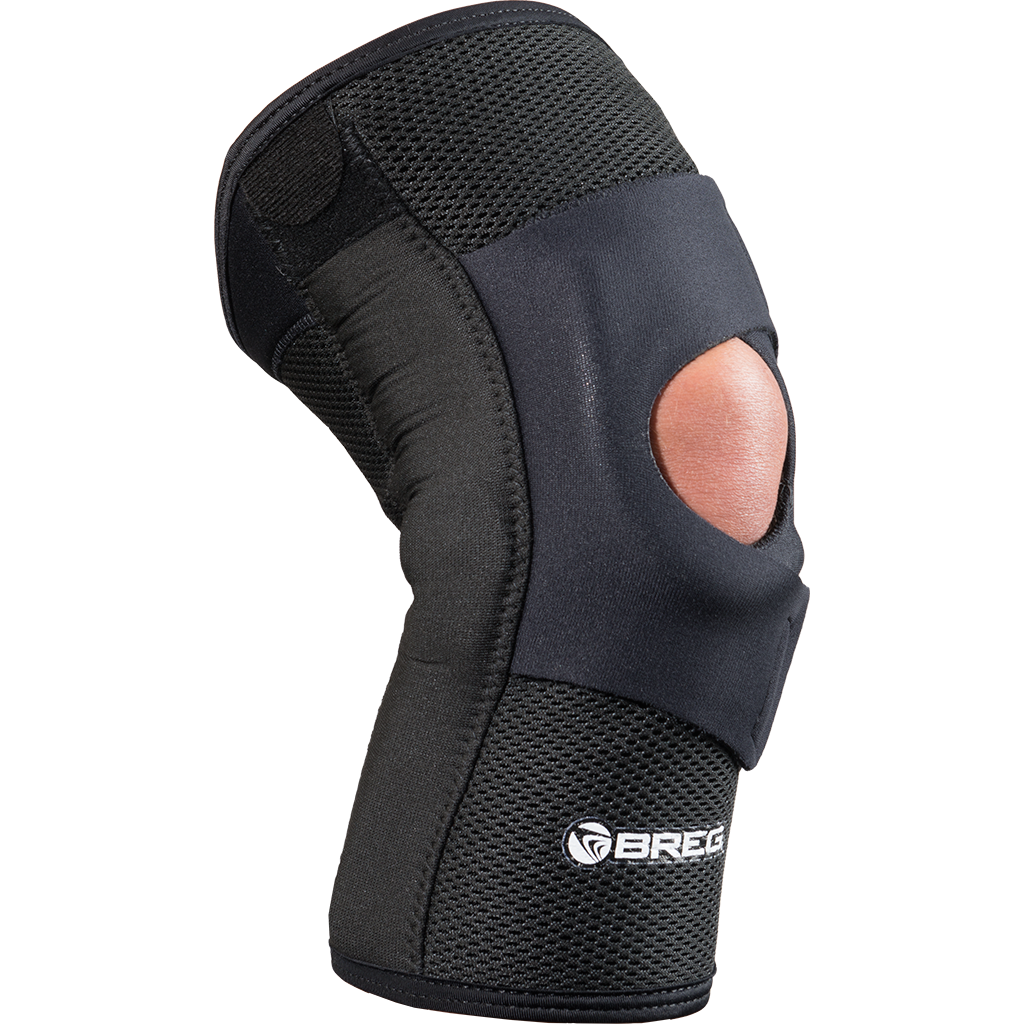 Breg Lateral Stabilizer With Hinge Soft Knee Brace