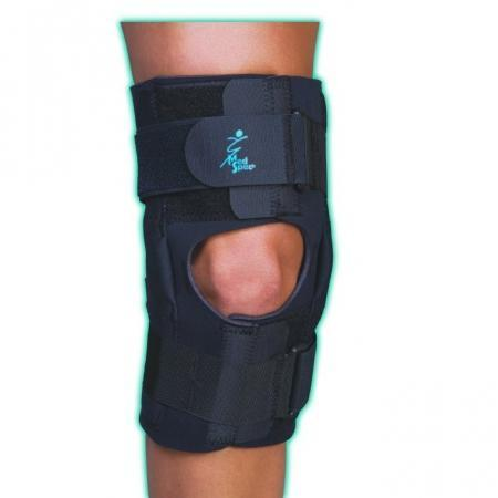 MedSpec Gripper Hinged Knee Brace