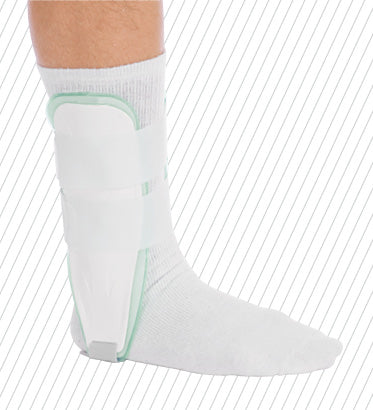 United Ortho Air/Gel Stirrup Ankle Trainer