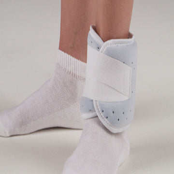 DeRoyal Foam Hot/Cold Therapy Wrap Ankle 2 Hot/Cold Packs