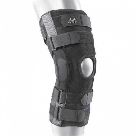 f494f48c51 BioSkin Gladiator Front Closure Hinged Knee Brace – Sportsbraces.com