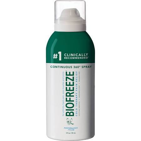 Biofreeze, 360 Spray, 4oz