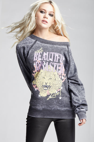 The Beautiful Disaster Live Band Sweatshirt