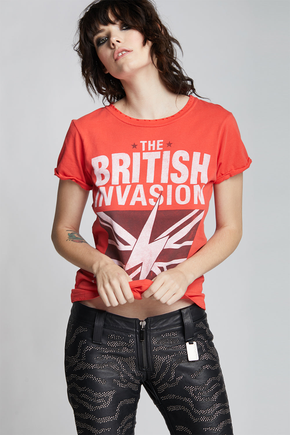 1964 British Invasion Tour Tee