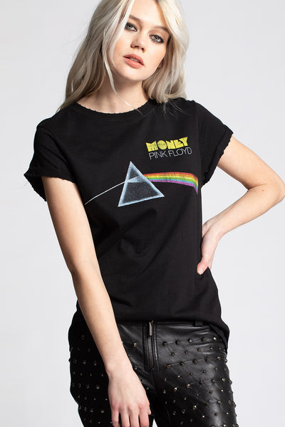 Pink Floyd Roll Up Tee