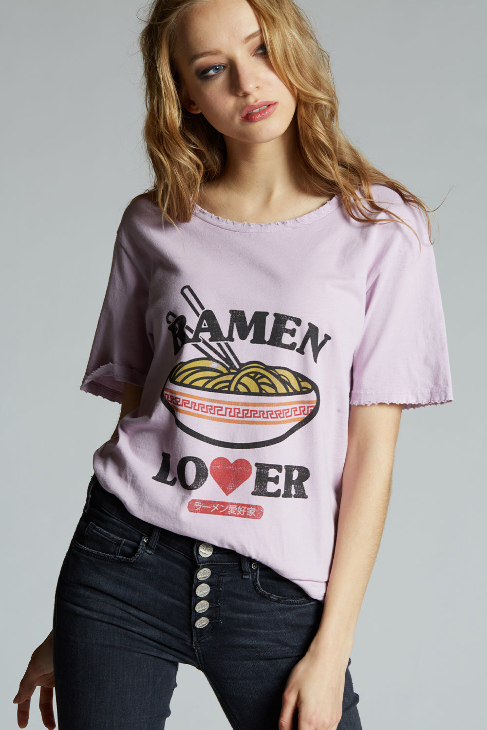 Ramen Lover Members Only Boyfriend Tee