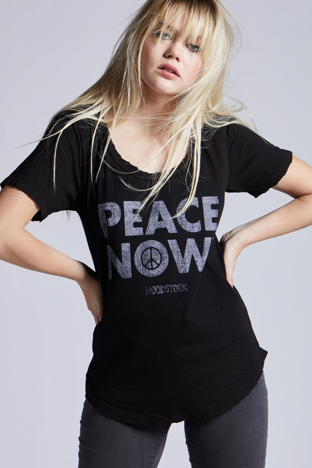Woodstock Peace Now T-Shirt