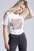 Beatles Lyrics Vintage Tee