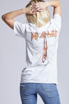 Def Leppard High 'n' Dry Oversized Tee
