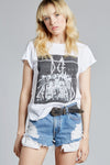 Def Leppard Concert Photo Tee
