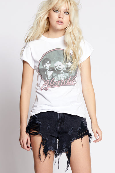 Blondie Vintage Photo Tee