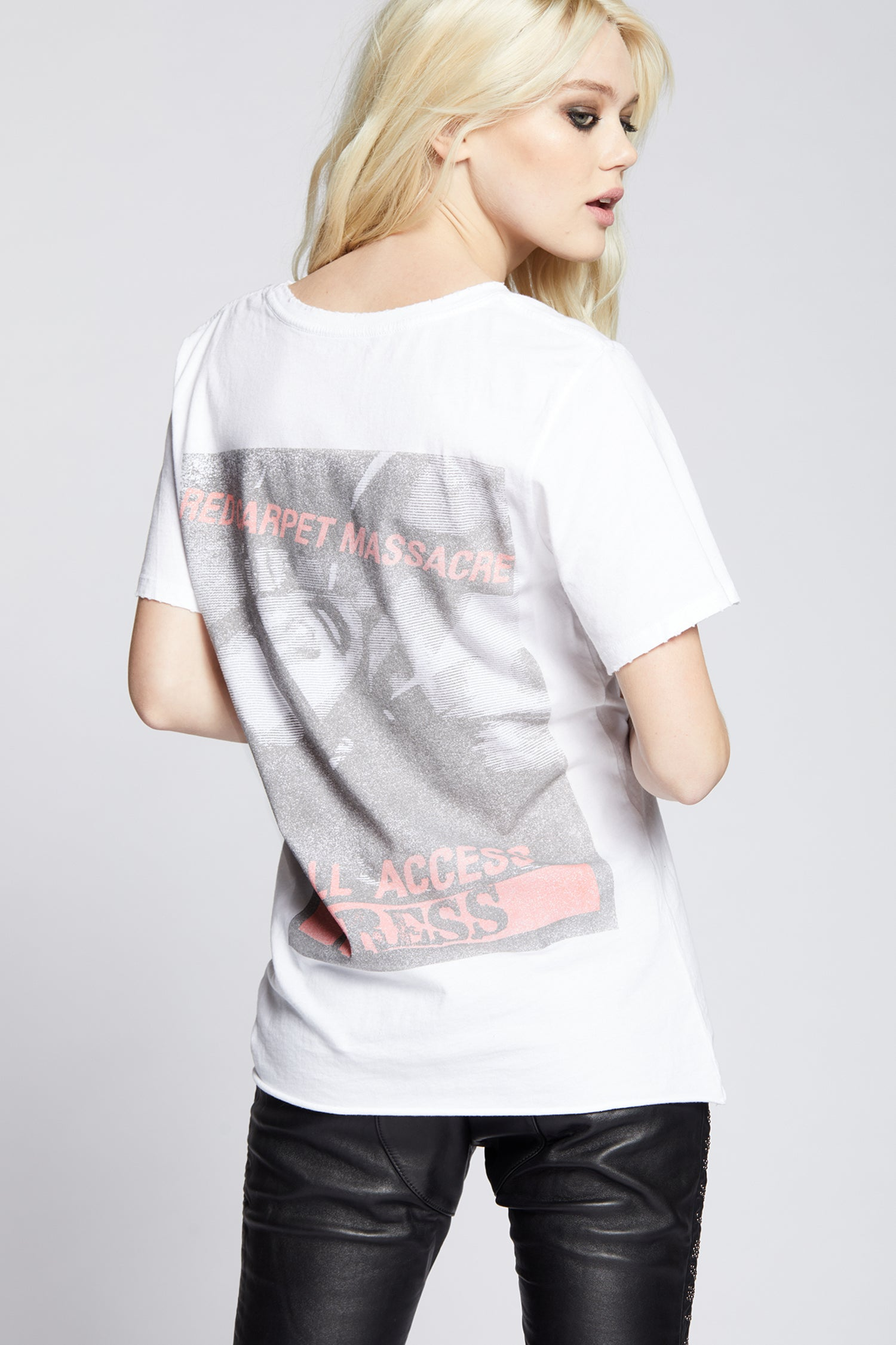 Duran Duran Red Carpet Tee