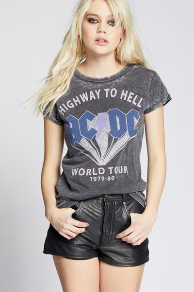 AC/DC Highway To Hell Tour Tee