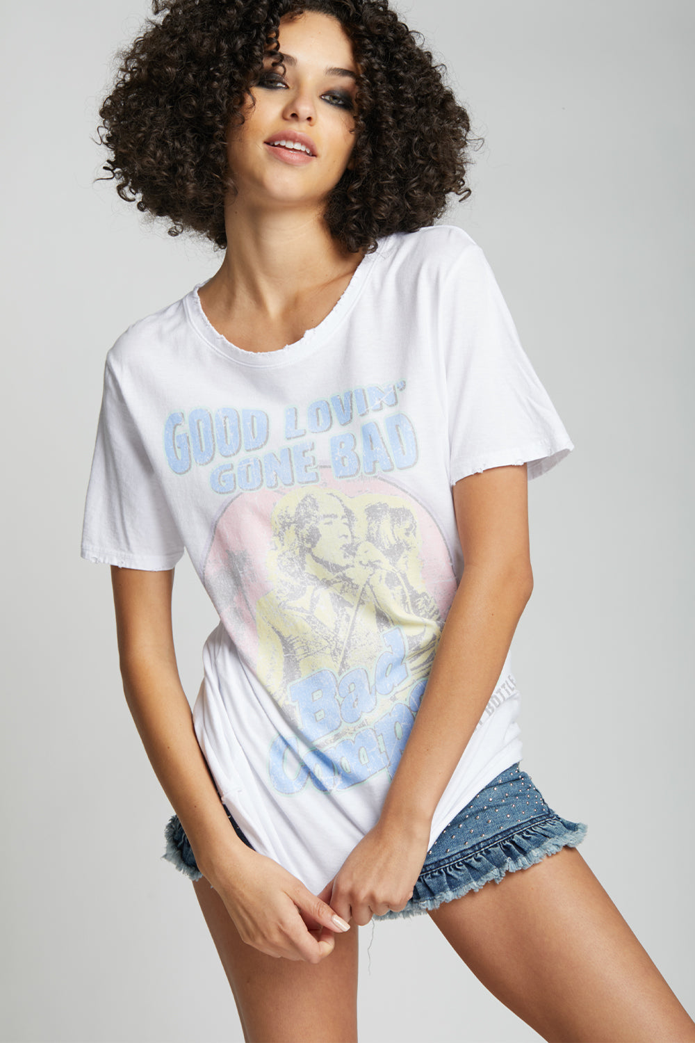 Bad Company Good Lovin' Tee