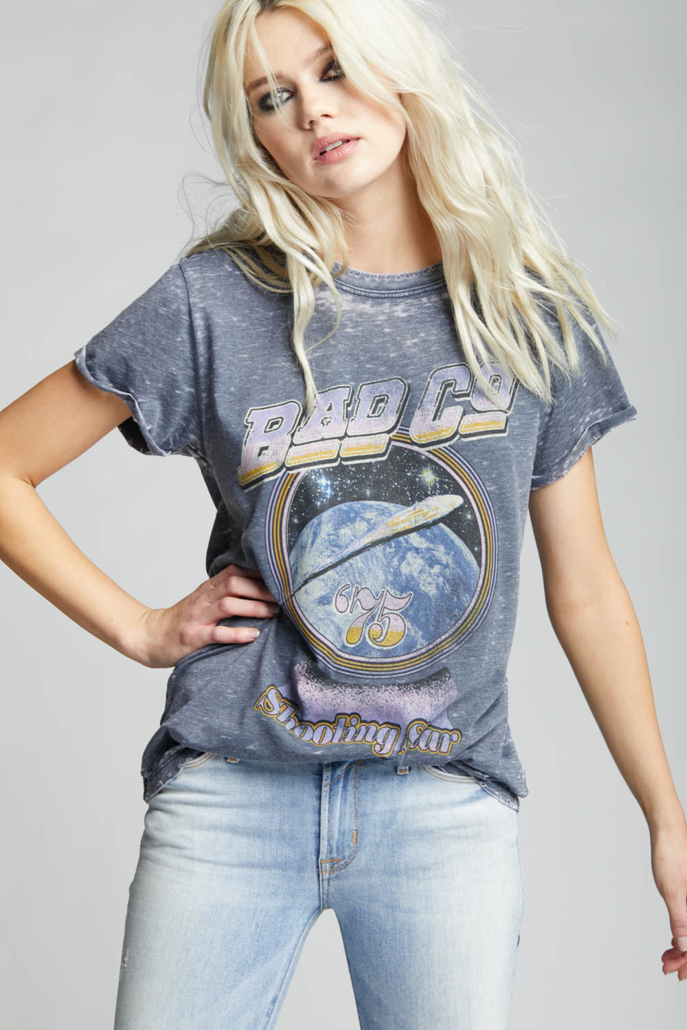 Bad Company 1975 Shooting Star Tee