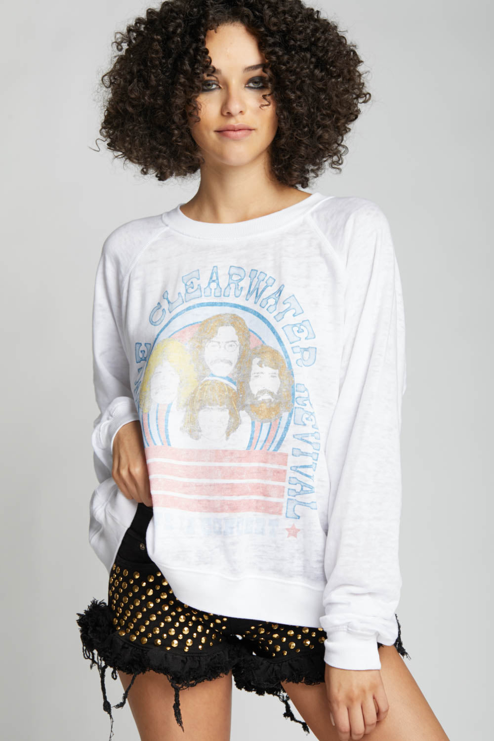 Creedence Clearwater Revival Concert Sweatshirt