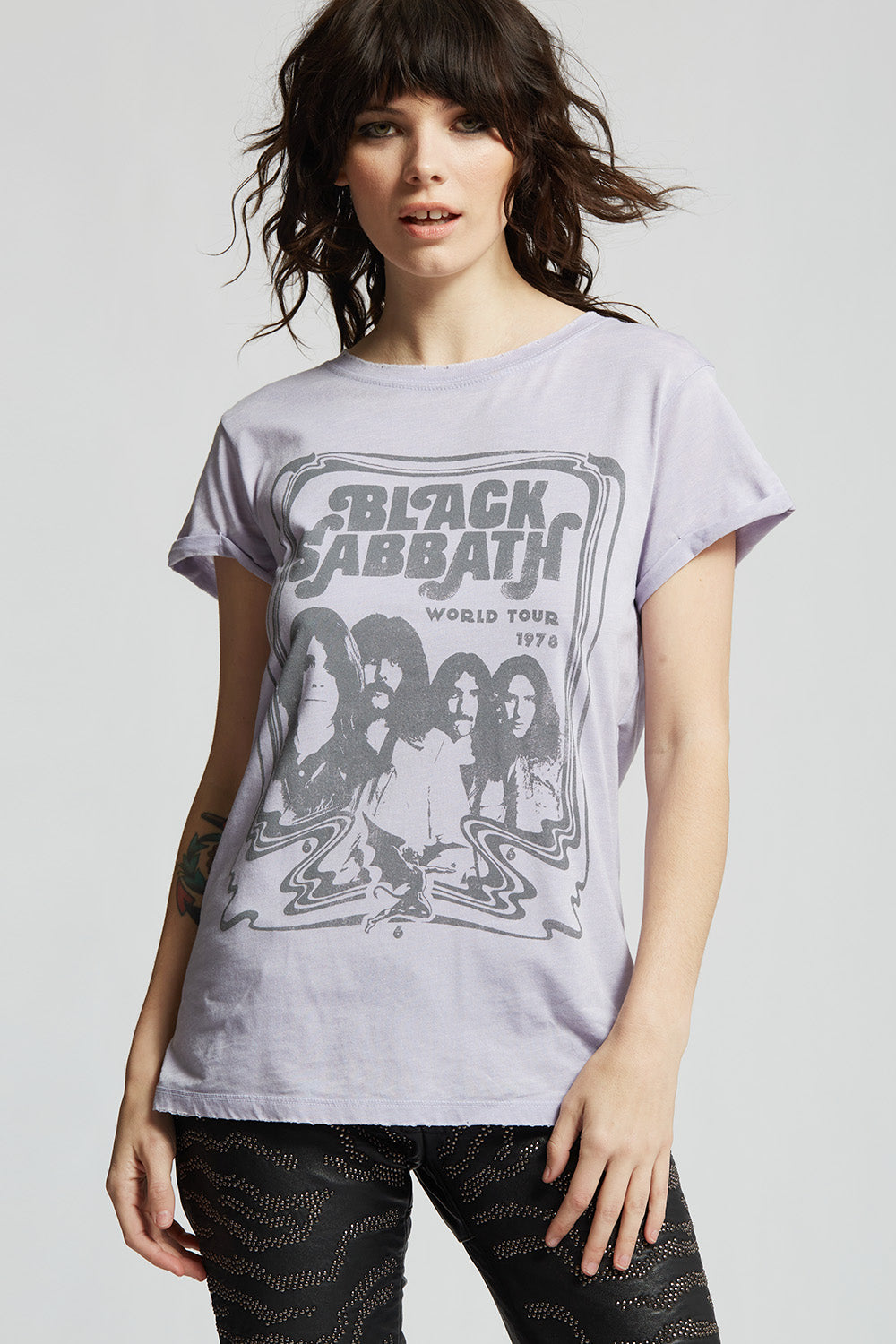 Black Sabbath World Tour '78 Tee