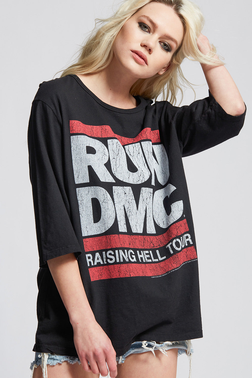 Run-DMC Raising Hell Tour Tee