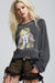 "Blondie ""Call Me"" Cropped Sweatshirt"