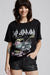 Def Leppard On Through The Night Tee