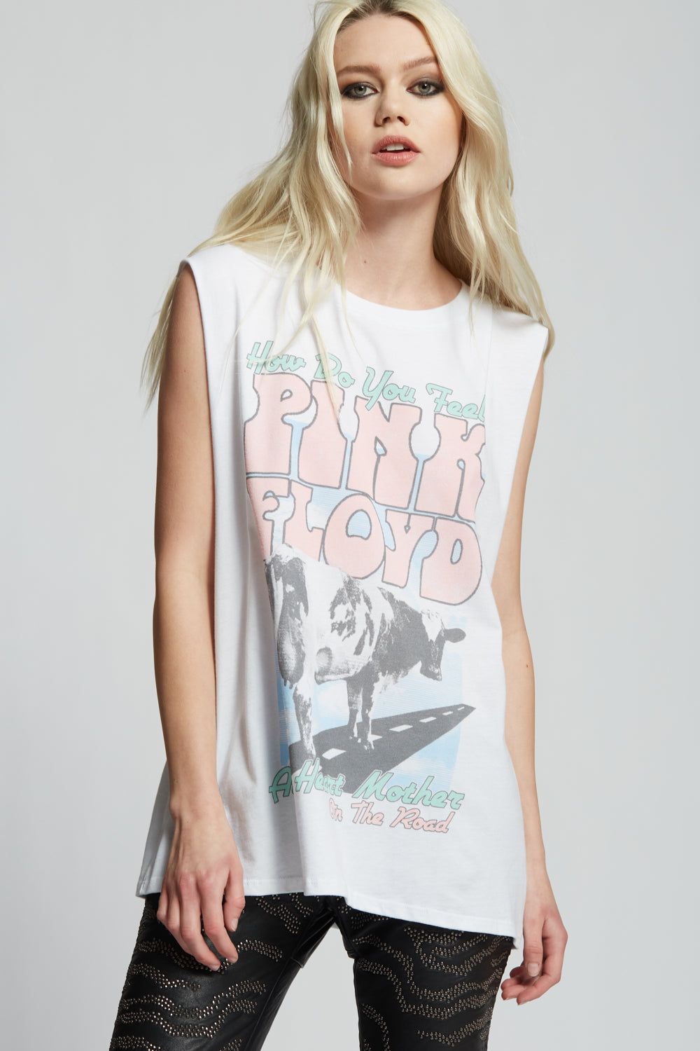 Pink Floyd Atom Heart Mother Muscle Tee