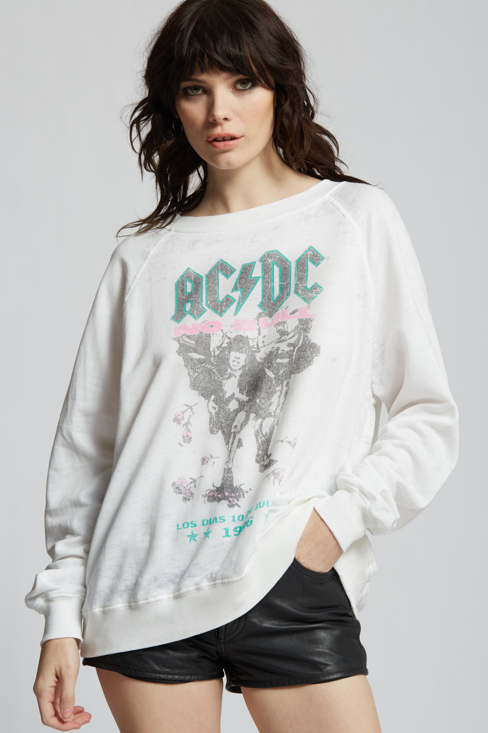 AC/DC No Bull 1996 Tour Sweatshirt