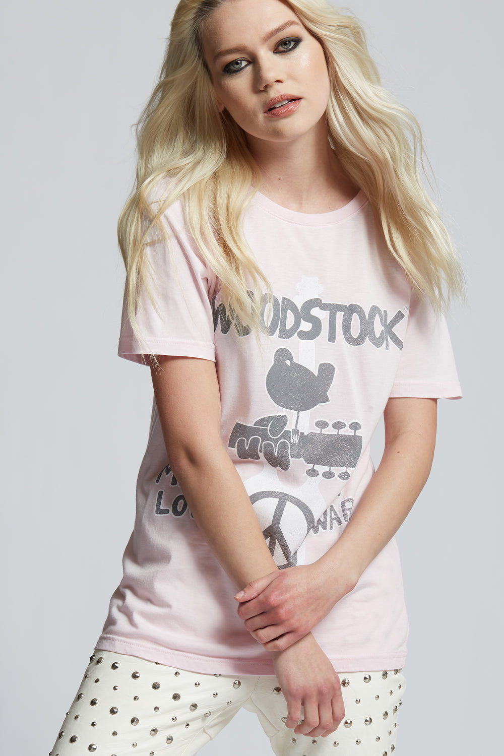 Woodstock Guitar Tee