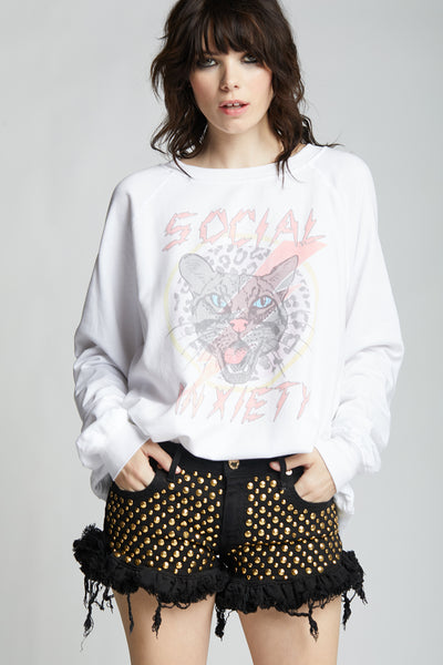 Social Anxiety Sweatshirt