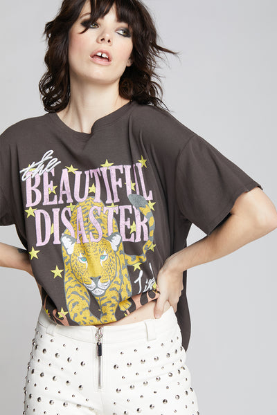 The Beautiful Disaster Live Band Tee